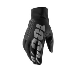 100% Hydromatic Brisker Glove Black