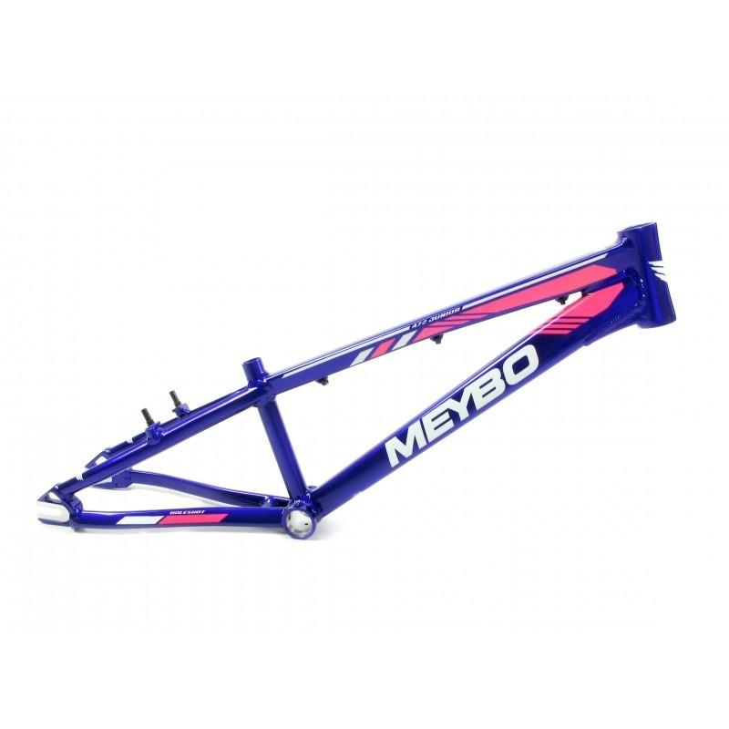 Meybo Holeshot 2019 Frame Purple/White/Pink