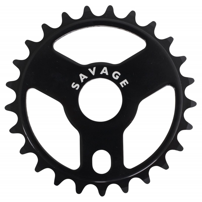 Savage 25T BMX Sprocket Black