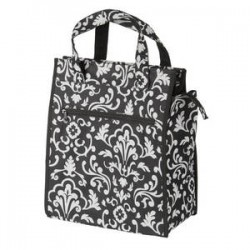 M-WAVE Amsterdam Style Flower side bag