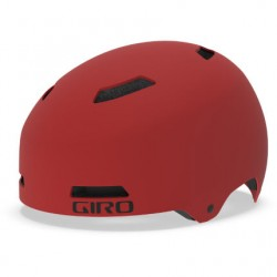 GIRO QUARTER FS MATT Red Medium