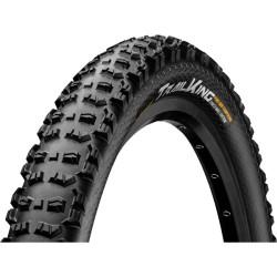 Continental Trail King 27.5 x 2.4  PureGrip Black Folding Tyre