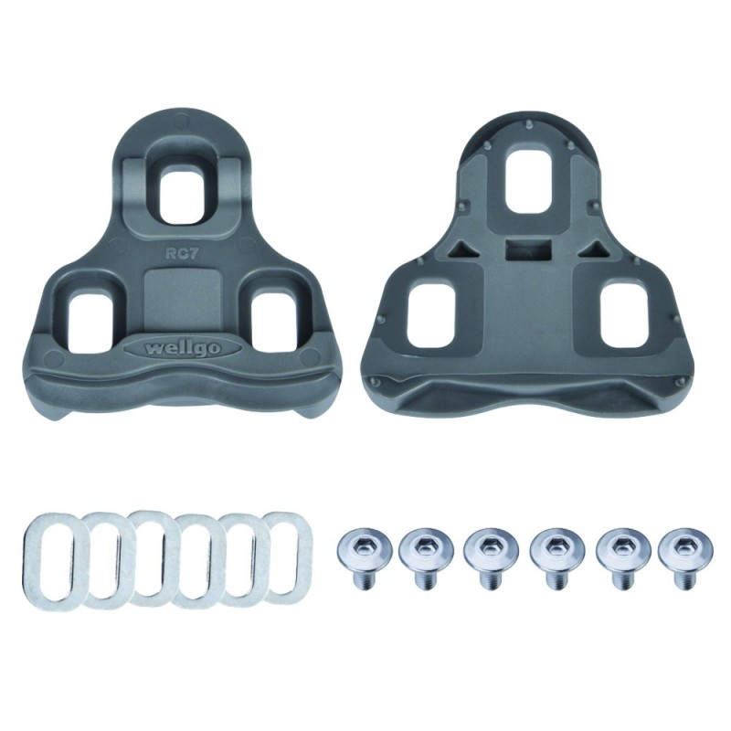 Oxford Look Keo Compatible Shoe Cleats 9 Degree Float