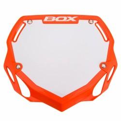 BOX Phase 1 Pro Number Plate Orange