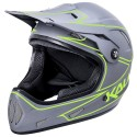 Kali Alpine Rage Matt Grey & Fluo Yellow S