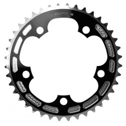CRUPI CHAINRING 104MM BLACK 44t