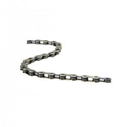 SRAM PC 1130 CHAIN - SILVER 114 LINK WITH POWERLOCK