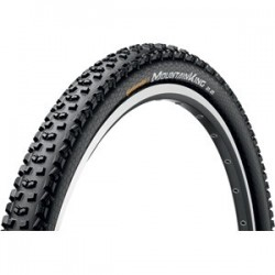 Continental Mountain King II 29 x 2.4 Black Tyre