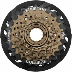 MF-TZ500 6-speed multiple freewheel  14-28 tooth