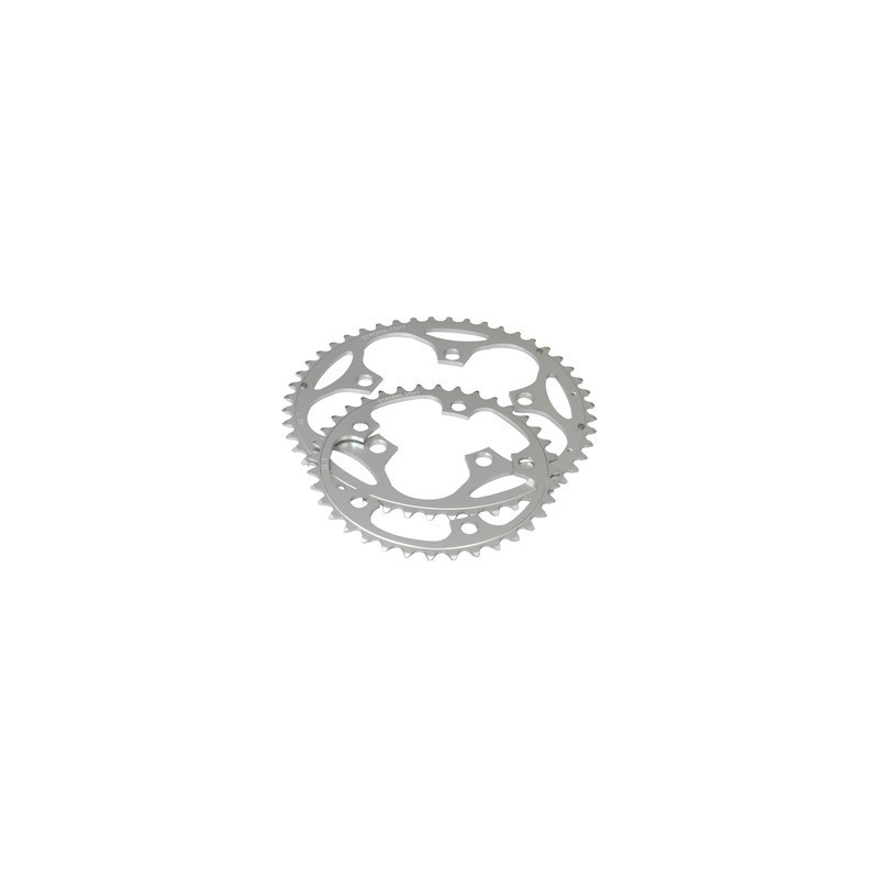 Stronglight 5-Arm Alloy Chainring  42T Silver
