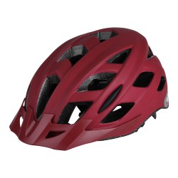 Oxford Metro-V Helmet Matt Red 52-59