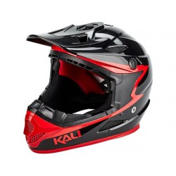 Kali Zoka Grit Black & Red M