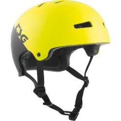 TSG Evolution Youth Graphic Design Acid Yellow Black XS XXS