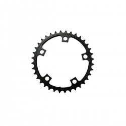 SRAM CHAIN RING ROAD 38T V1 110 ALUM 3MM BLACK (52-38)