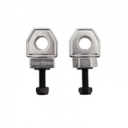 Box Three BMX Chain Tensioner Silver 10mm