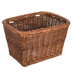 Oxford Pembroke Wicker Basket Deluxe 16 Square Shape