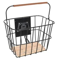 Oxford Templeton Alloy Front QR Basket