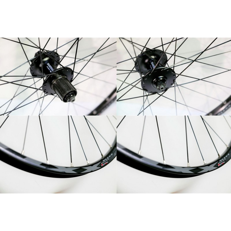 Momentum Klixx Disc   Shimano 475 650B Wheelset