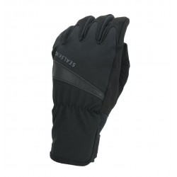 Sealskins Waterproof All Weather Cycle Glove Black Grey