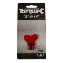Torque Spoke Key 3.5mm Red