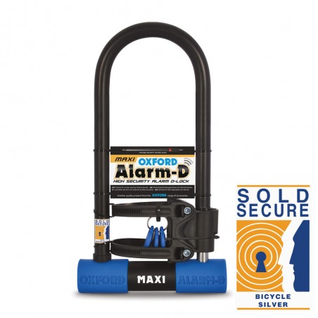 Oxford Alarm-D Maxi 320mm x 173mm