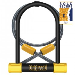 Ongard Bulldog DT Lock With Cable 8012