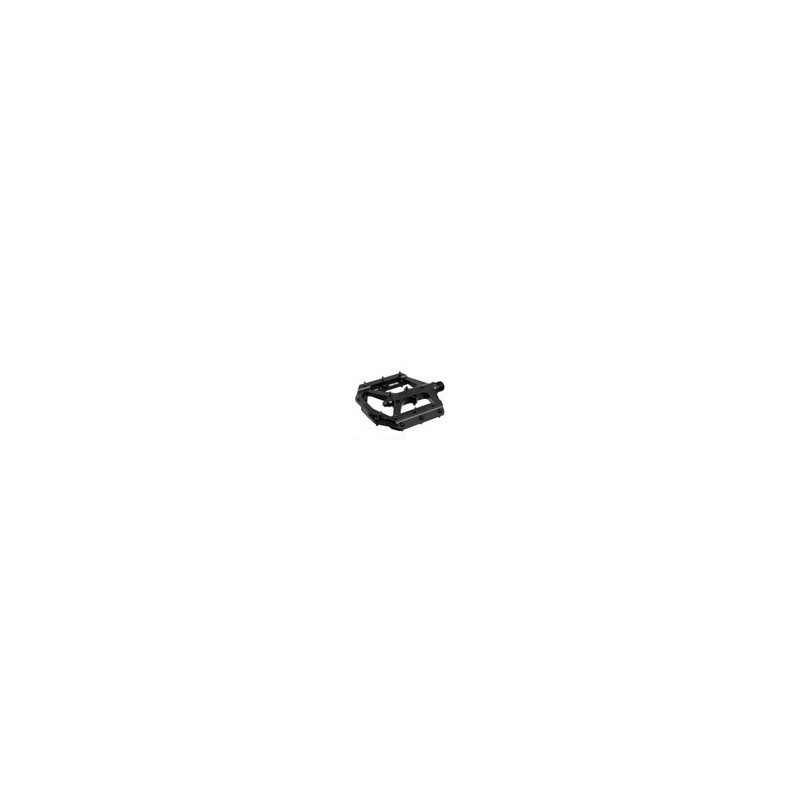 HT AE-03, CNC Alloy Platform, Thrust Bearing, Cr-Mo axles, Replaceable pins Black