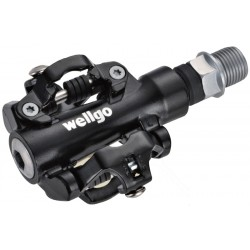 Wellgo M094B Spd Pedals Black