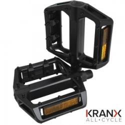 KranX AllTrail Polymer Bearing Alloy Pedals 9/16