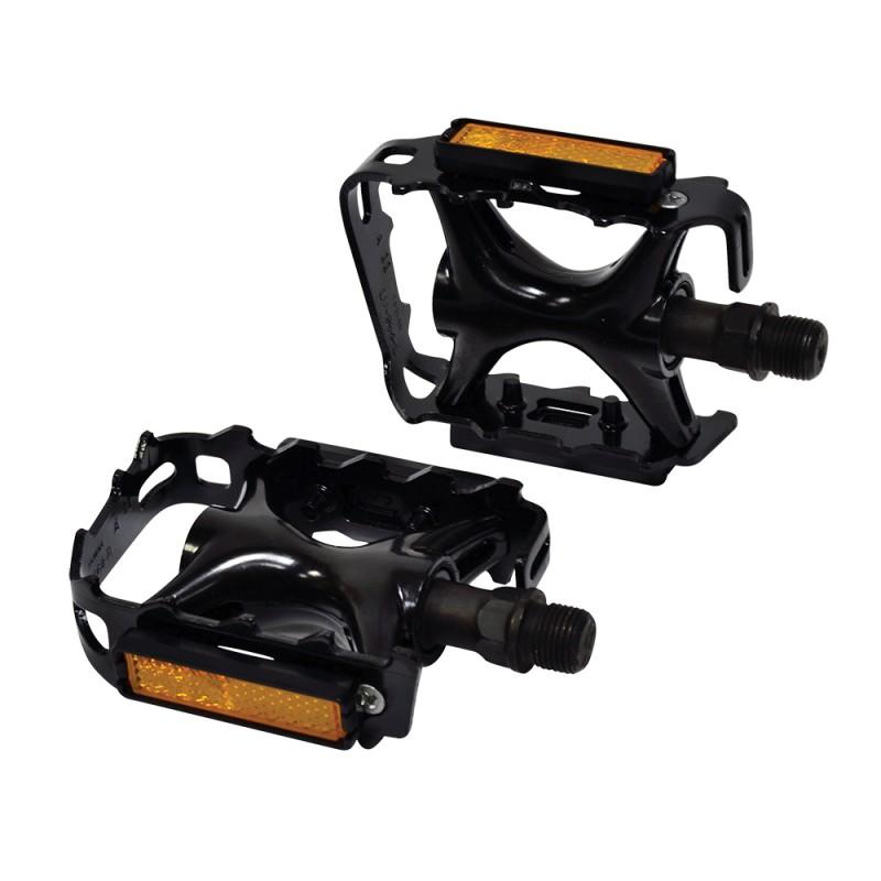 Oxford Wellgo MTB Pedals Alloy 9/16 - Black