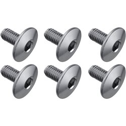 Shimano SPD SL 10 mm cleat bolts x 6