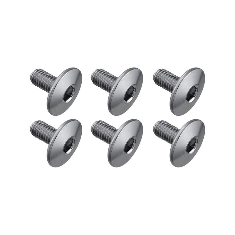 Shimano SPD SL 10 mm cleat bolts x 6