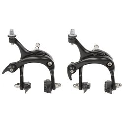 Road/ U-brake set Black