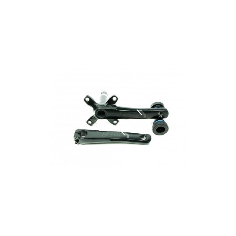 SD expert Lite bob crankset 160mm Black