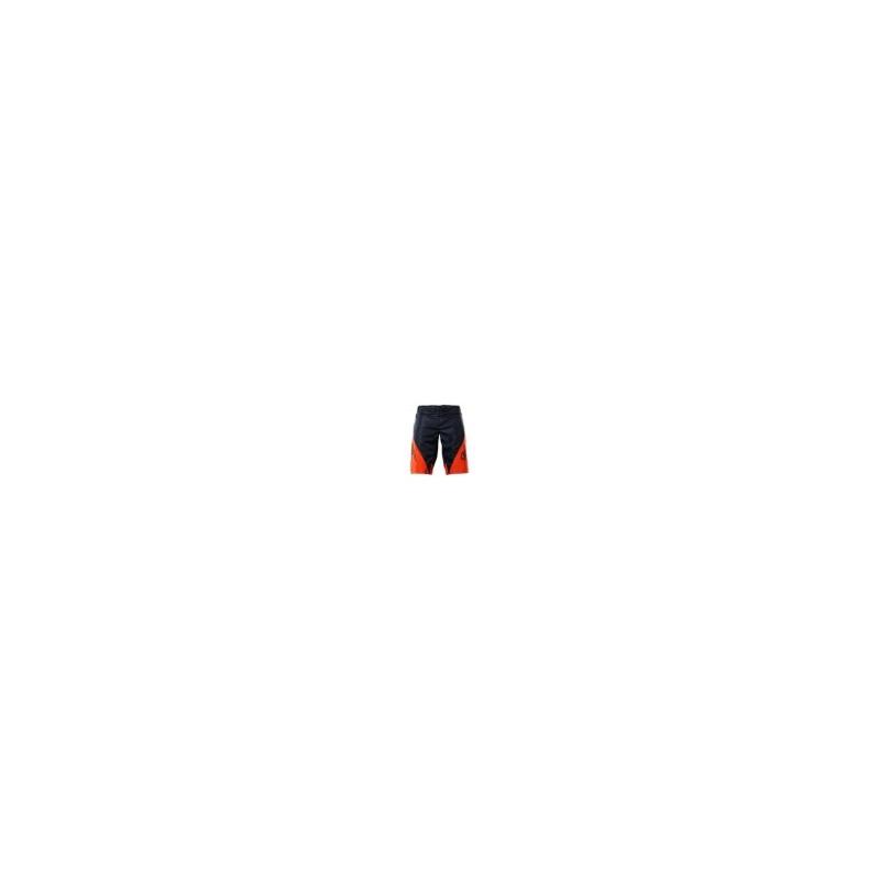 "Troy Lee Shorts SPRINT - Navy/Orange Youth 24"""