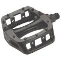 Wellgo Black Platform Pedals