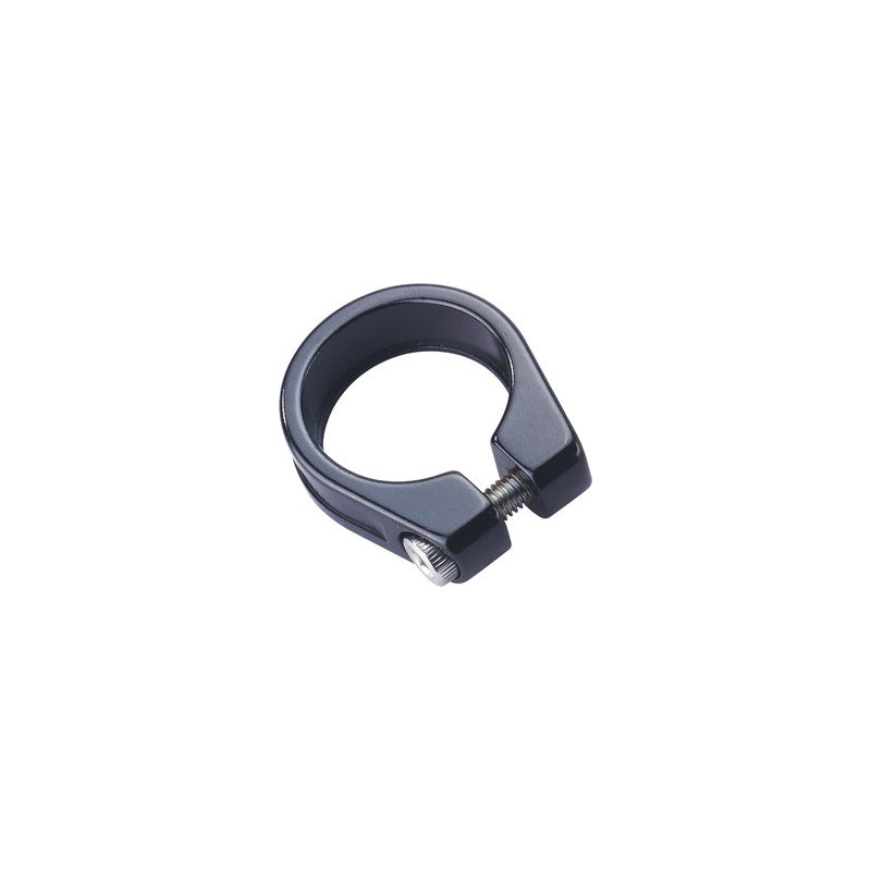 Acor Forged Alloy Bolt Seat Clamp  Black 31.8mm
