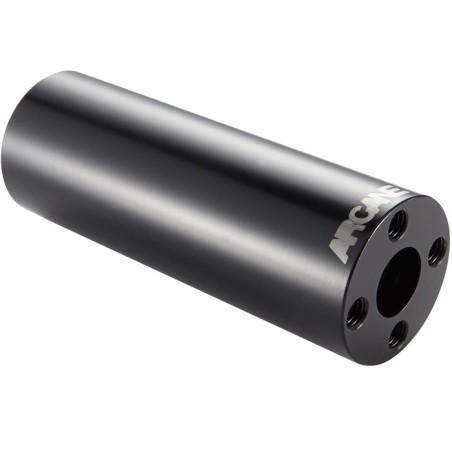 Arcane Beater 4130 cro-mo cold forged peg black 95 x 34 mm OD