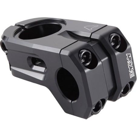 Arcane Machine head front load stem 6061 T6 CNC black 45 mm