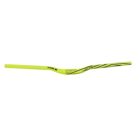 Azonic Agile Handlebar 1 Rise neon yellow 31.8mm/780mm