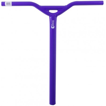 Blazer Pro Scooter Bars Y Bar 6061 Aluminium Purple