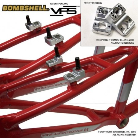 Bombshell VPS Brake Adapter