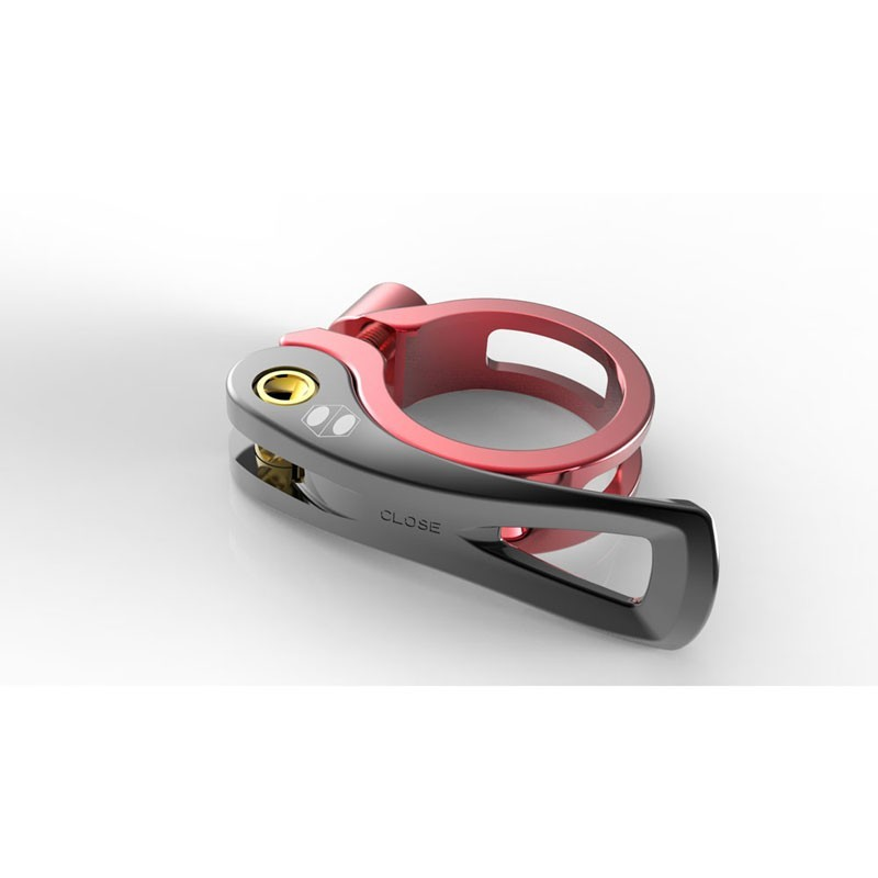 BOX Helix QR seat clamp 31.8 red