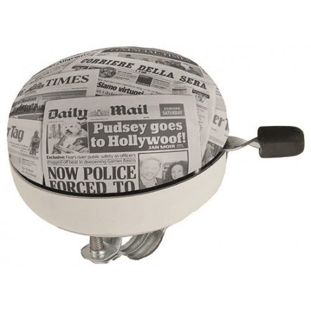 M WAVE DING DONG BELL NEWSPAPER