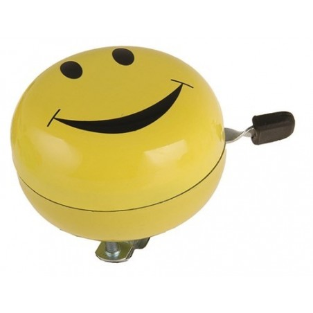 M WAVE DING DONG BELL SMILEY FACE