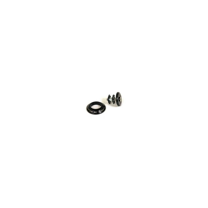 M:Part Headset A:Dapter SE 1-1/8 inch black