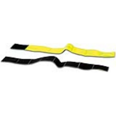 Madison Arm / ankle bands (pair) Reflective