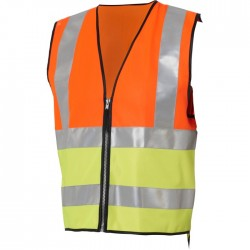 Madison Hi-viz reflective vest conforms to EN471 standard - small / medium