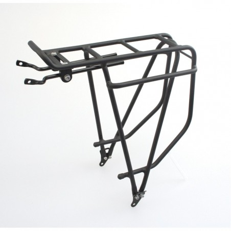 Mpart Summit rear pannier rack - alloy black
