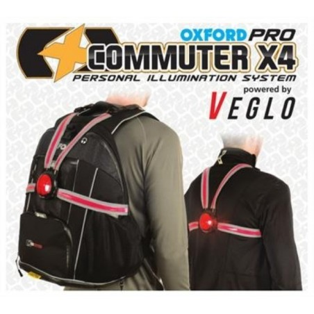 Oxford Pro Commuter X4 Personal Lighting System